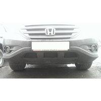 Защитная сетка/решетка радиатора для Honda CR-V 2.4/Хонда ЦР-В 2.4 2013-