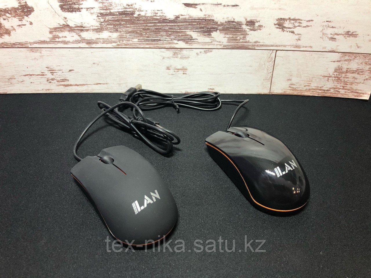 Мышь проводная Lan M-20