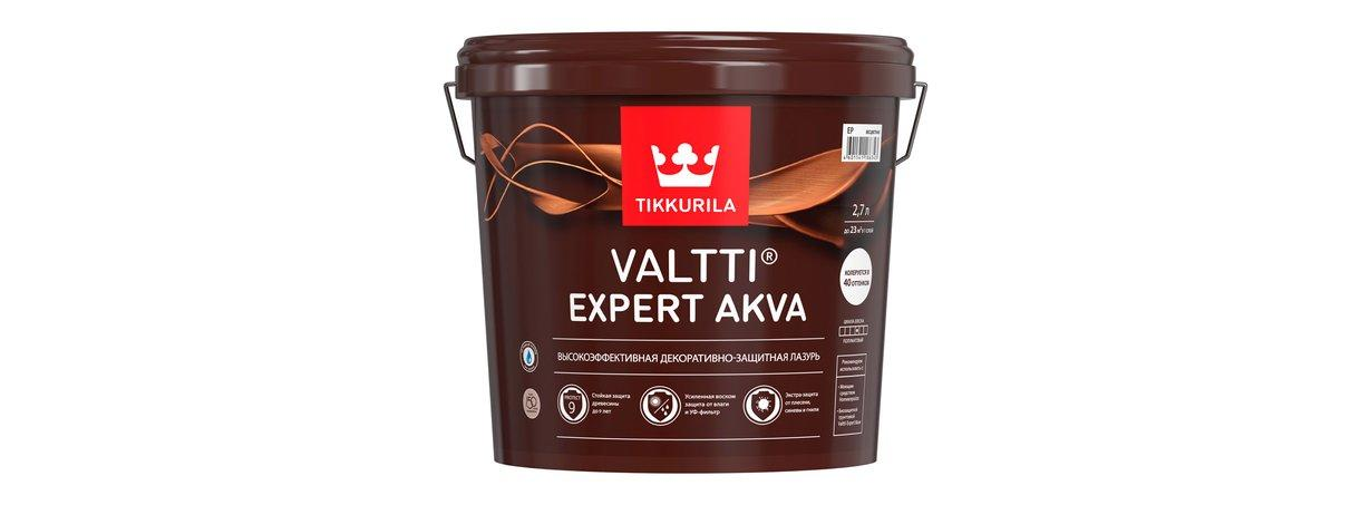 Антисептик VALTTI EXPERT AKVA тик 2,7л