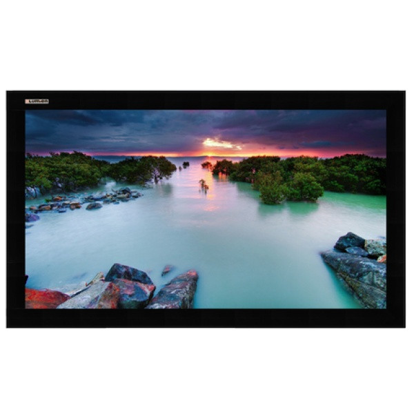Экран настенный на раме Lumien LCH-100105
