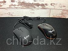 Мышь проводная Lan M-20 глянцевая