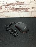 Мышь проводная Lan M-20 глянцевая, фото 2