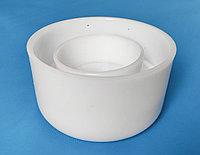 Форма для твердого сыра 1 кг (40 отверстий), фото 1