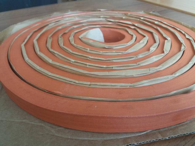 Шнур для гидроизоляции швов