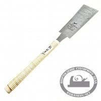 Пила Shogun Ryoba Premium, Rip/Cross, 210мм, деревянная рукоять
