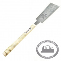 Пила Shogun Ryoba Premium, Rip/Cross, 240мм, деревянная рукоять