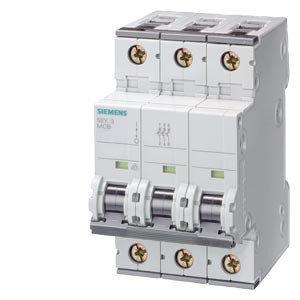 Автоматический выключатель 5SY4363-7 Siemens, фото 2