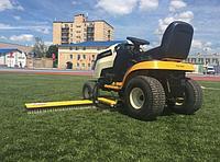 Сервисное обслуживание спортивных площадок с искусственным покрытием