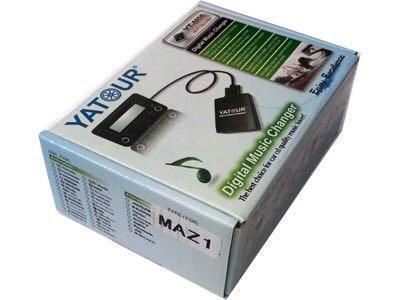 YATOUR MAZ1 USB mp3 адаптер Yatour для Mazda, фото 2