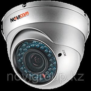Купольная уличная видеокамера IP 1Mp N18W NOVIcam