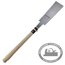Пила Shogun Ryoba Premium, Rip/Cross, 300мм, деревянная рукоять