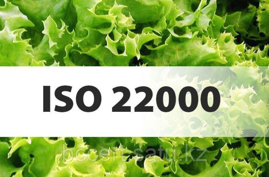 Сертификация ИСО 22000 HACCP