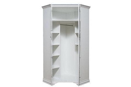 Шкаф для одежды 2Д , коллекции Кентаки, Белый, БРВ Брест (Беларусь), фото 2