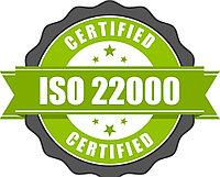 Сертификация системы менеджмента безопасности пищевой продукции ИСО 22000