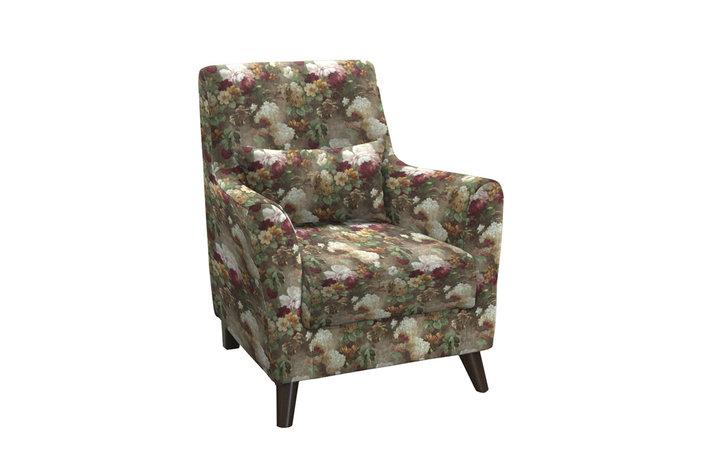 Кресло традиционное Либерти, ТК210/1, Нижегородмебель и К (Россия), фото 2