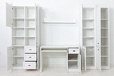 Комплект мебели для детской Салерно, Белый Белый, БРВ Брест(Беларусь), фото 3