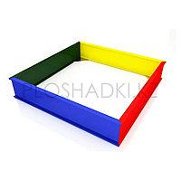 Песочница детская, разноцветная