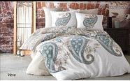 Двуспальный комплект постельного белья Lavilla, Люксовый Поплин, фото 3