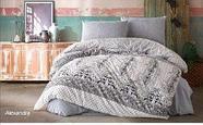Двуспальный комплект постельного белья Lavilla, Люксовый Поплин, фото 8