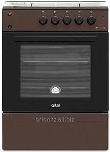 Плита газовая APETITO (60X60) базовая коричневая