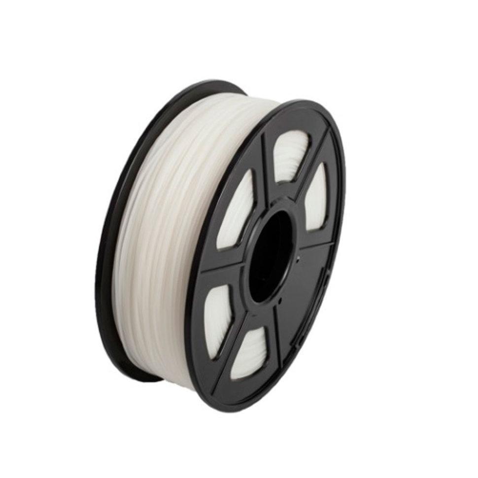 Пластик для 3D принтеров ABS, SunLu, белый