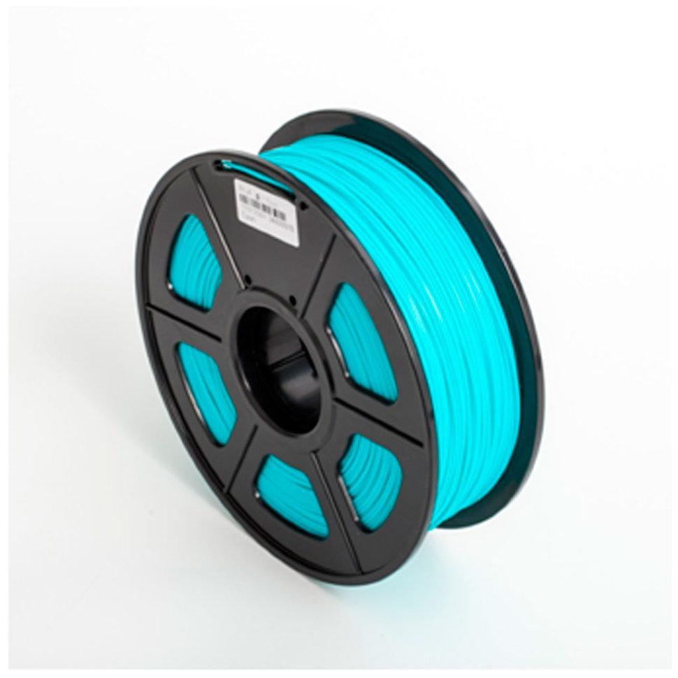 Пластик для 3D принтеров ABS, SunLu, голубой