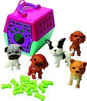 Драже с игрушкой Собачка Puppy Love