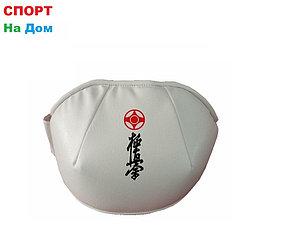 Нагрудник для карате для девочек   Размер XXS,XS,S цвет белый)