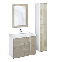 Зеркало Glass (Белый) с подсветкой., фото 3