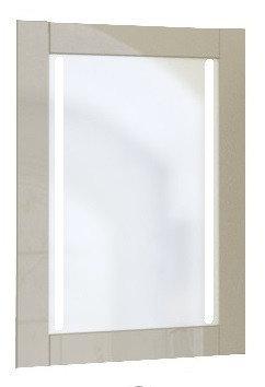 Зеркало Glass (Тёмно - бежевый) с подсветкой., фото 2