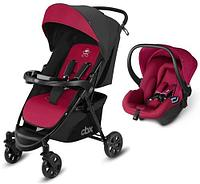 Коляска 2в1 CBX by Cybex Woya Travel System Crunchy Red, фото 1