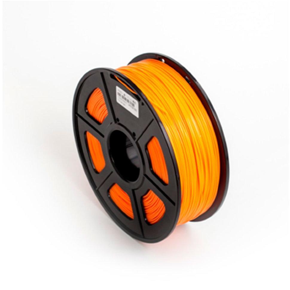 Пластик для 3D принтеров ABS, SunLu, оранжевый
