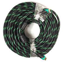 Видeo кабель PowerPlant HDMI - HDMI, 20m, позолоченные коннекторы, 2.0V
