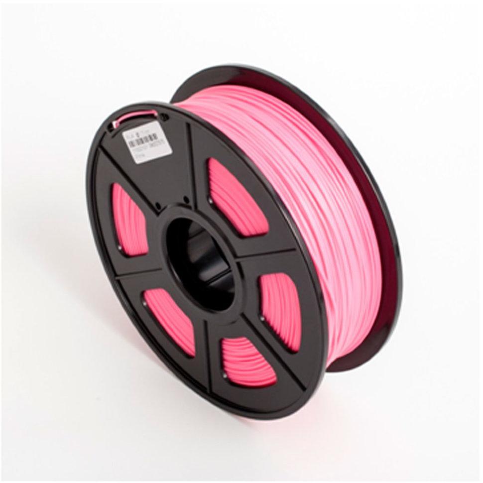 Пластик для 3D принтеров ABS, SunLu, розовый