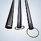 Метроштоки тип МШ 3,5 м,/тип МШ 4,0 м,/МШС-4,0, круглый 2 звена/ МШС-3.5, круглый 2, фото 2