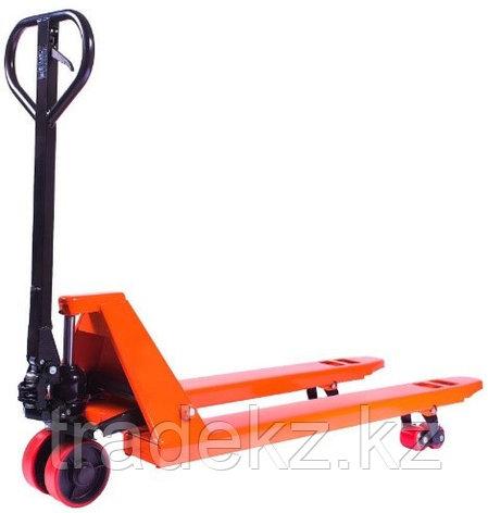 Тележка гидравлическая (рохля) JC2000, 2000 кг, фото 2