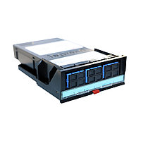 Кассета оптическая Legrand LCS3, mtp, 24хОВ, SC, OS2 9/125, цвет: чёрный