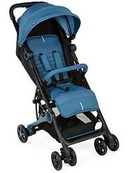 Chicco: Прогулочная коляска Miinimo3 Denim синяя