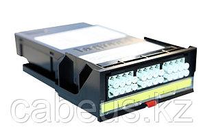 Кассета оптическая Legrand LCS3, mtp, 24хОВ, LC, OM4 50/125, цвет: чёрный