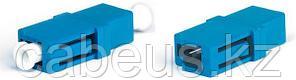 Проходной адаптер оптический NTSS, LC/UPC SM, Duplex, синий