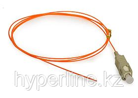 Предоконцованные волокна pigtail NTSS, SC MM, OM1 62,5/125, Tight Buffer, PVC, 2х1м