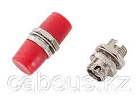 Проходной адаптер coupler Nikomax, FC/APC/UPC SM, Simplex, металл