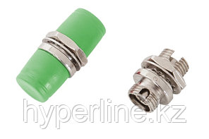 Проходной адаптер coupler Nikomax, FC/APC SM, Simplex, тип d, металл