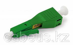 Аттенюатор Hyperline, LC APC, 2Дб