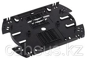 Сплайс-кассета ITK, гильз: 32 , для кабеля, цвет: чёрный