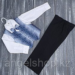 4-ка брюка,рубашка,жилет
