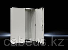 Шкаф электротехнический напольный Rittal СМ, IP55, 1400х1000х300 мм ВхШхГ, дверь: двойная распашная, металл,