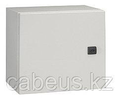 Шкаф электротехнический настенный Legrand ATLANTIC-E, IP66, 400х600х250 мм ВхШхГ, дверь: сплошная, корпус: