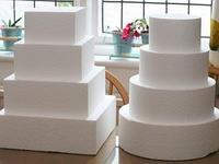 Муляжи для тортов из пенопласта