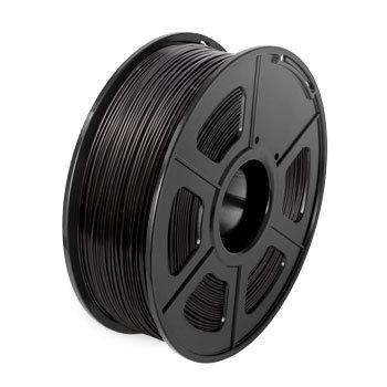 Пластик для 3D принтеров ASA, SunLu, черный